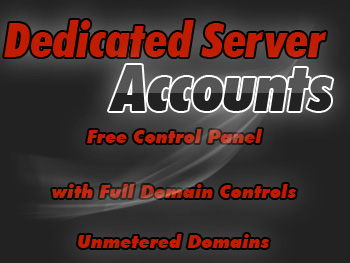 Inexpensive dedicated hosting accounts